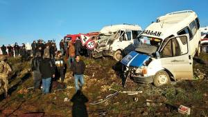 Suruç'taki Feci Kaza'da Ölü Sayısı Yükseldi