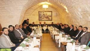 ŞUTSO Kuveyt Heyeti ile İstişare Toplantısı Yaptı