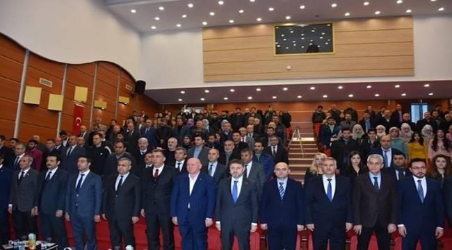 HRÜ'de Tarımsal Öğretimin 173. Yılı Kutlandı