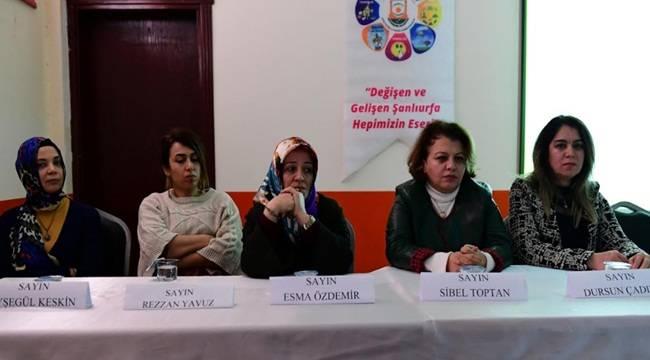 Urfa Büyükşehir'den Aile Eğitimine Destek