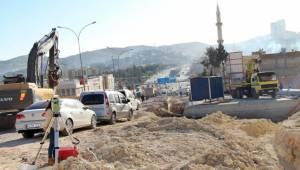 Urfa'da 1 Haftada Üçüncü Kez Yeraltı Kabloları Patladı