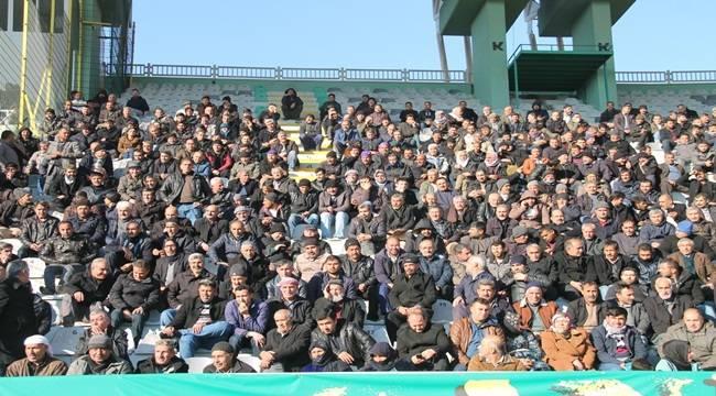 Urfa'da Bin kişilik İşe 44 Bin Kişi Başvurdu