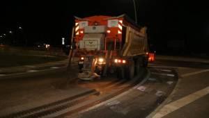 Urfa'da Buzlanma ve Don Olaylarına Önlem Alındı