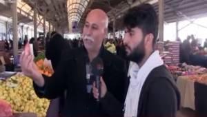 Urfa'da Sebze ve Meyve Fiyatları Cep Yakıyor