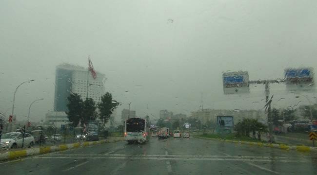 Doğu ve Güneydoğu'da kuvvetli yağış uyarısı