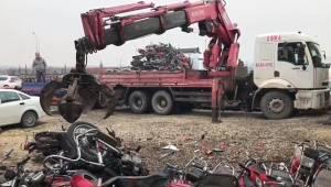 Urfa'daki Yediemin Otoparkları Boşaltılıyor