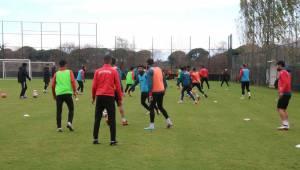 Urfaspor Kondisyon ve Taktik Çalıştı