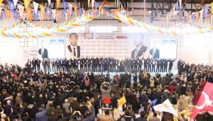Vekil Yıldız Niğde'nin Belediye Başkan Adaylarını Tanttı