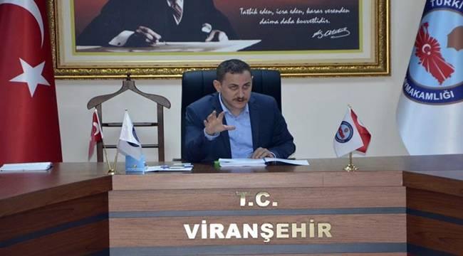 Viranşehir'de Yolsuzluk İddialarına Sert Yanıt