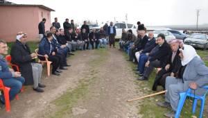 Viranşehir'in Ak Aday Ekinci Seçim Çalışmalarına Başladı