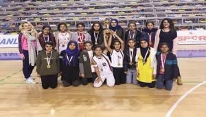 Zeliha Ramazan Alpan Ortaokulu Birinci Oldu
