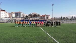11 Nisanspor Yeşilyurt Belediyespor'a Mağlup Oldu