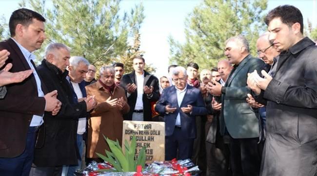Abdullah Balak Ölümünün 2. Yılında Mezarı Başında Anıldı
