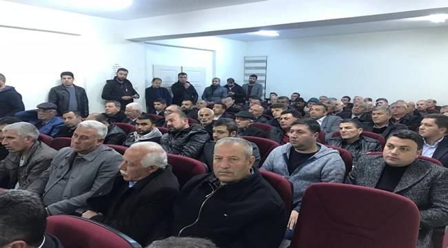 AK Parti Halfeti'yi Kayyum ile Almaya Çalışacak
