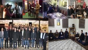 AK Parti Şanlıurfa Gençlik Kolları Gençlerin Peşinde
