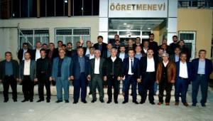 Aksak Meclis Üyesi Adayları İle İlk Toplantısını Yaptı