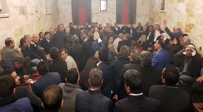 Aşiretler Mehmet Özyavuz Mesajı Verdi