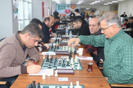 Başkanlık satranç turnuvası sona erdi