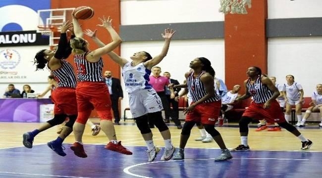 Basketbol Kadınlar Türkiye Kupası Şanlıurfa'da Yapılacak