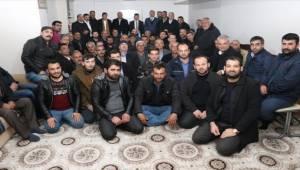 Baydilli Azemoğlu Ailesiyle Ev Toplantısında Buluştu
