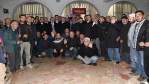 Baydilli, Kırsal mahalleler hizmeti AK Parti belediyeleri ile gördü
