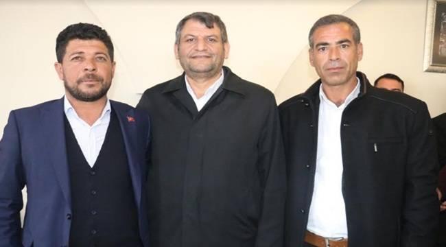 Büyükler ve Kabul'den Ayhan'a Destek Sözü