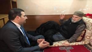 Canpolat'tan Kanaat Önderlerinden Dua Talebi