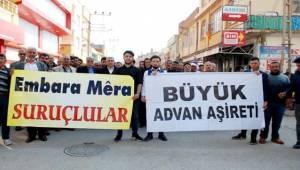Ceylanpınar'daki Suruçlular Ak Parti'ye Katıldı