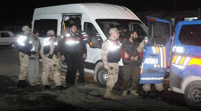 DEAŞ Mensubu 4 Kişi Tutuklandı