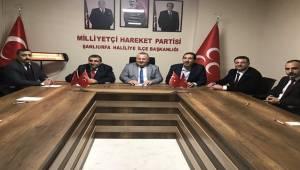 Enginyurt ve Taşdoğan Harran'ı Ziyaret Etti