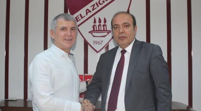 Erhan Altın Elazığspor'da