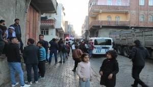 Eyyübiye'de Yol Verme Kavgası 10 Yaralı