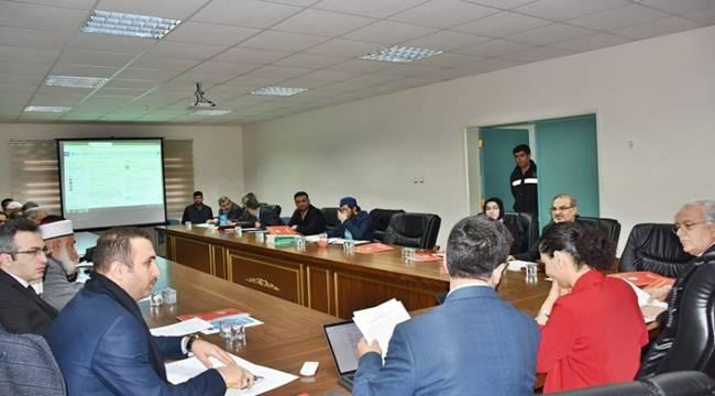 Göç ve Entegrasyon Çalıştayı Düzenlendi