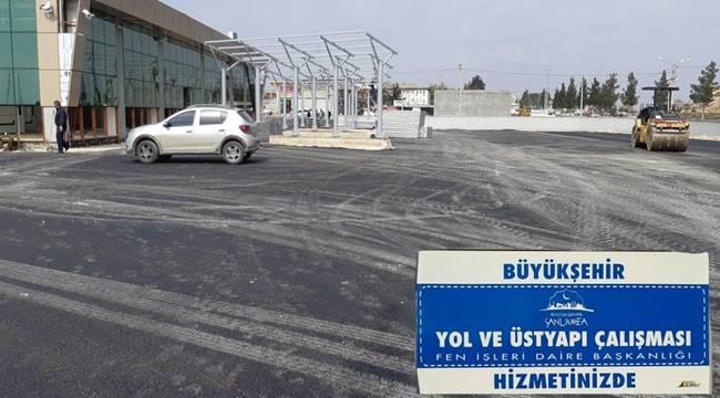 Harran Şehir Otogarı Açılışa Hazırlanıyor