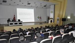 Harran Tıp Madde Bağımlılığı Paneli Düzenledi