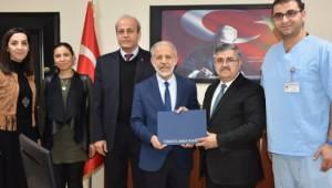 Harran Üniversitesi ile TJK arasında işbirliği protokolü