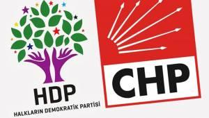 HDP ve CHP'den Şanlıurfa Kararı
