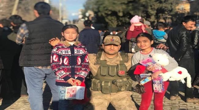 Jandarma Öğrencileri Ziyaret Etti