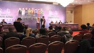 Kadınlar Basketbol Türkiye Kupası Lansmanı Yapıldı