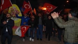 Karacadağ Türkmen Aşiretinden Ak Aday Aksak'a Destek