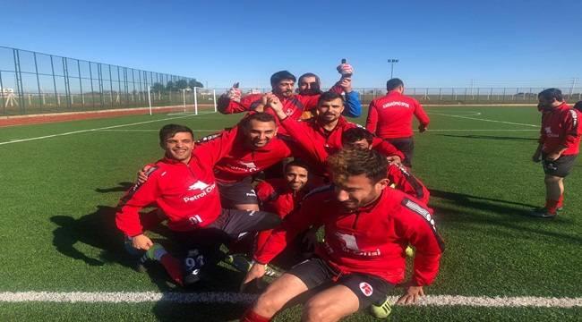 Karaköprüspor Şampiyonluğu Garantiledi
