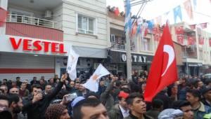 Kejanlı Aşireti'nden AK Parti'ye Büyük Destek