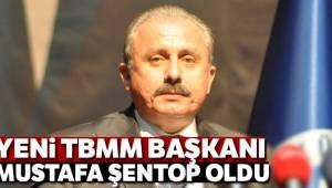 Mustafa Şentop TBMM Başkanı Seçildi