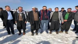 Nasiranlı Karacadağ'da Seçim Çalışmalarında Bulundu