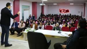 Öğrencilere ÖfkeKontrolü Eğitimi Verildi