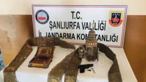 Sahte tarihi eser satan 3 kişi yakalandı