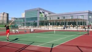 Şanlıurfa 2019 Yılı İlk Tenis Turnuvasına Ev Sahipliği Yapıyor