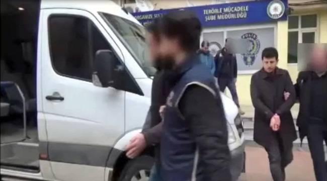 Şanlıurfa'da 10 Terörist Tutuklandı