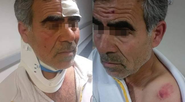 Şanlıurfa'da Ambulans Çalışanları Darp Edildi