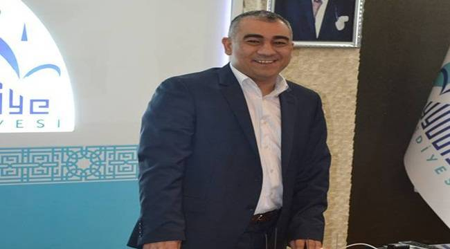 Şanlıurfa'da Başkan Yardımcısına Ahlaksız Kumpas